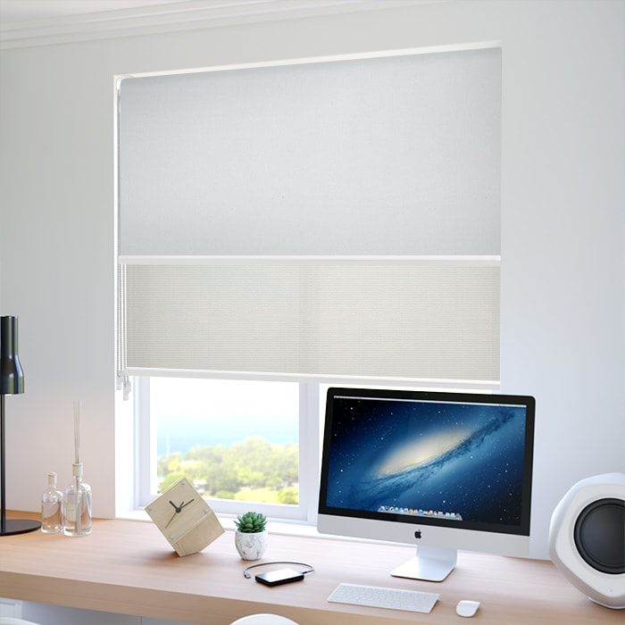Dual Roller Blinds Pre Picked ()