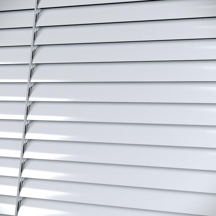 25mm Glossy White pattern