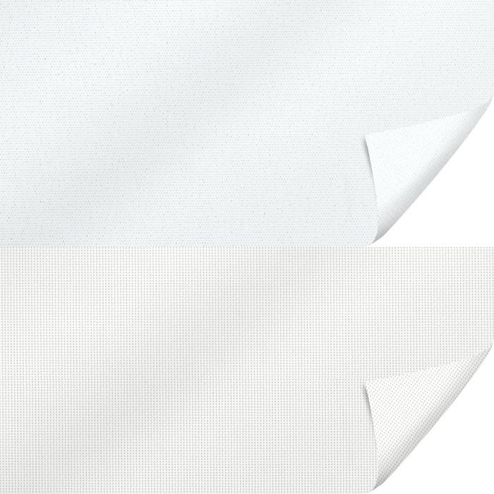 Elite Blockout & Elite Sunscreen Dove & White pattern