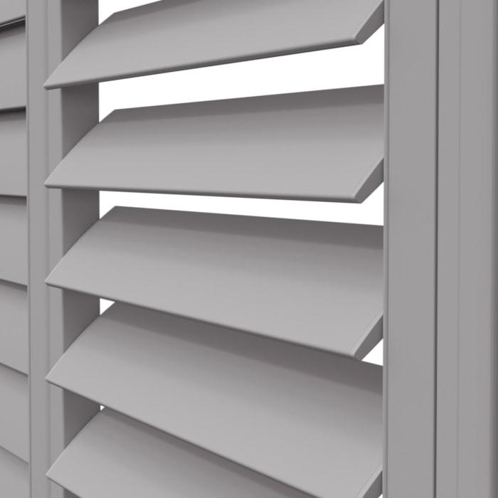 Aluminium Silver pattern